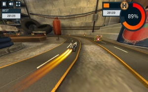 Androidアプリ「LEGO® Pull-Back Racers 2.0」のスクリーンショット 3枚目