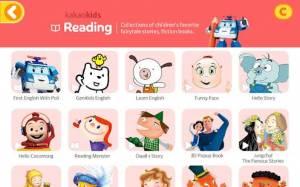Androidアプリ「Kakao Kids - Best Fun & Edu App」のスクリーンショット 5枚目
