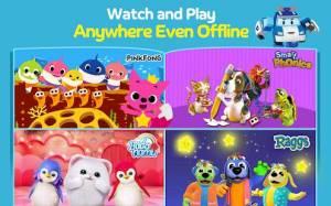 Androidアプリ「Kakao Kids - Best Fun & Edu App」のスクリーンショット 2枚目