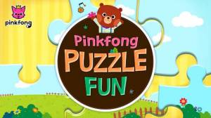 Androidアプリ「Pinkfong Puzzle Fun」のスクリーンショット 1枚目