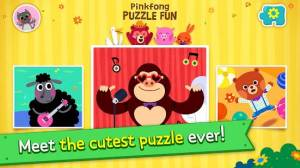 Androidアプリ「Pinkfong Puzzle Fun」のスクリーンショット 2枚目