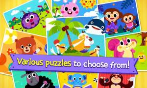 Androidアプリ「Pinkfong Puzzle Fun」のスクリーンショット 5枚目