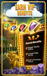 Androidアプリ「myVEGAS Slots - Vegas Casino Slot Machine Games」のスクリーンショット 5枚目
