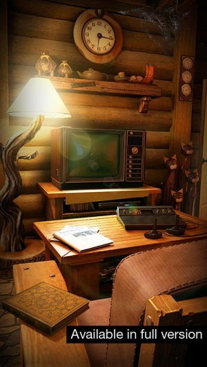 Androidアプリ「My Log Home 3D wallpaper FREE」のスクリーンショット 5枚目