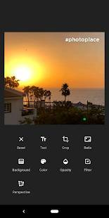 Androidアプリ「PhotoPlace」のスクリーンショット 4枚目