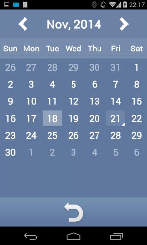 Androidアプリ「Necta Launcher」のスクリーンショット 5枚目