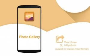 Androidアプリ「フォトギャラリー」のスクリーンショット 1枚目