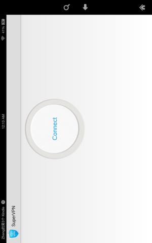 Androidアプリ「SuperVPN Free VPN Client」のスクリーンショット 4枚目