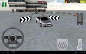 Androidアプリ「Speed Parking 4D」のスクリーンショット 5枚目