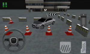 Androidアプリ「Speed Parking 4D」のスクリーンショット 2枚目