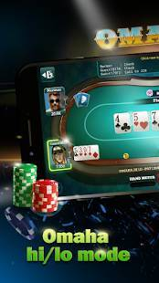 Androidアプリ「ポーカーライブ」のスクリーンショット 3枚目