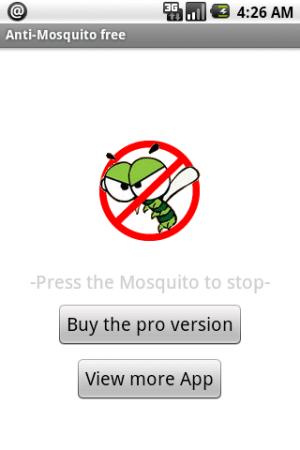 Androidアプリ「無料の電子防虫剤」のスクリーンショット 2枚目
