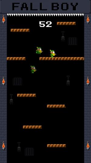 Androidアプリ「FALL BOY - Free adventure game」のスクリーンショット 2枚目