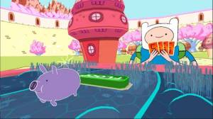 Androidアプリ「Card Wars - Adventure Time」のスクリーンショット 1枚目