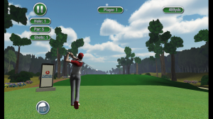 Androidアプリ「Turkish Airlines Open Golf」のスクリーンショット 1枚目