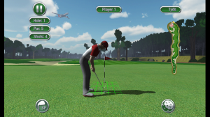 Androidアプリ「Turkish Airlines Open Golf」のスクリーンショット 5枚目