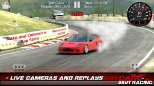 Androidアプリ「CarX Drift Racing Lite」のスクリーンショット 4枚目