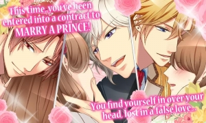 Androidアプリ「The Cinderella Contract」のスクリーンショット 1枚目