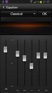 Androidアプリ「Music Player 音楽プレーヤー」のスクリーンショット 2枚目