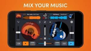 Androidアプリ「Cross DJ Free - dj mixer app」のスクリーンショット 2枚目