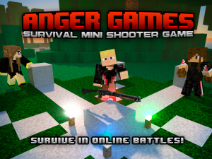 Androidアプリ「Anger Games - hunger survival」のスクリーンショット 5枚目