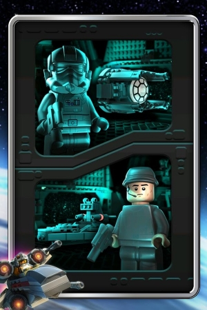 Androidアプリ「LEGO® Star Wars™ Microfighters」のスクリーンショット 3枚目