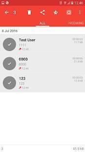 Androidアプリ「ACRライセンス」のスクリーンショット 4枚目