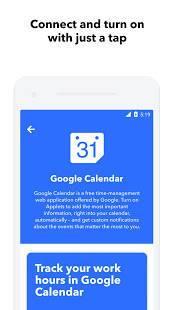 Androidアプリ「IFTTT」のスクリーンショット 4枚目