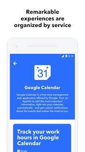 Androidアプリ「IFTTT」のスクリーンショット 5枚目