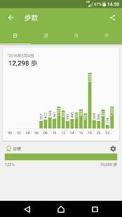 Androidアプリ「Lifelog」のスクリーンショット 3枚目