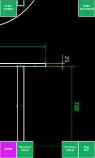 Androidアプリ「Inard CAD」のスクリーンショット 2枚目