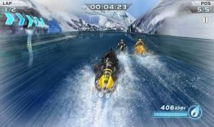 Androidアプリ「パワーボートレーシング 3D - Powerboat」のスクリーンショット 4枚目