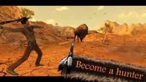 Androidアプリ「Evolution:狩人インディアン」のスクリーンショット 1枚目