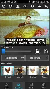 Androidアプリ「Superimpose」のスクリーンショット 2枚目