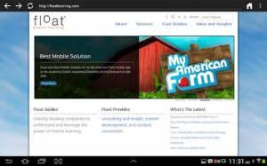 Androidアプリ「Sandbox Web Browser」のスクリーンショット 5枚目
