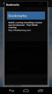 Androidアプリ「Sandbox Web Browser」のスクリーンショット 4枚目