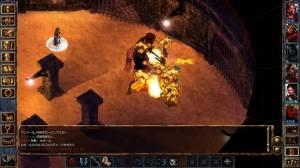 Androidアプリ「Baldur's Gate Enhanced Edition」のスクリーンショット 3枚目