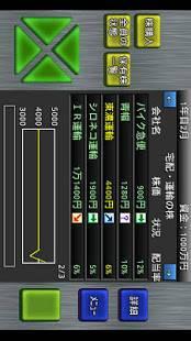 Androidアプリ「アルテマ成金株富豪」のスクリーンショット 2枚目