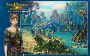 Androidアプリ「Forest Legends」のスクリーンショット 1枚目