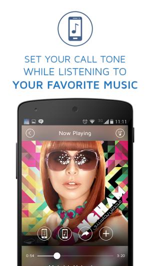 Androidアプリ「Mazika」のスクリーンショット 2枚目