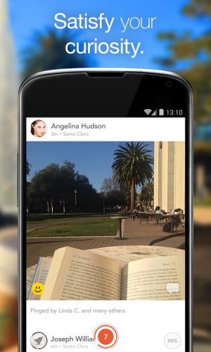 Androidアプリ「Povio」のスクリーンショット 1枚目