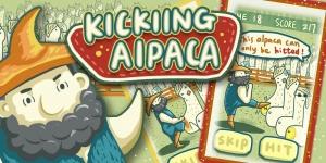 Androidアプリ「Kicking Alpaca」のスクリーンショット 1枚目