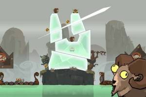 Androidアプリ「Icebreaker: A Viking Voyage」のスクリーンショット 3枚目