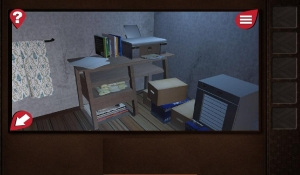 Androidアプリ「Room Escape Terror」のスクリーンショット 4枚目
