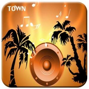 Androidアプリ「歌TOWN」のスクリーンショット 1枚目
