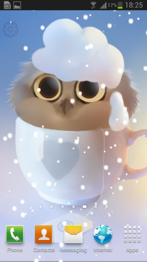 Androidアプリ「Cup Of Owl Pro」のスクリーンショット 4枚目