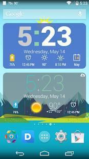 Androidアプリ「Kairo XP (for HDウィジェット)」のスクリーンショット 5枚目