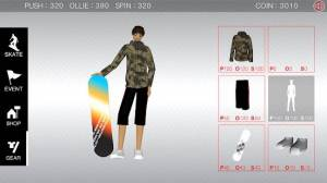 Androidアプリ「Board Skate」のスクリーンショット 3枚目