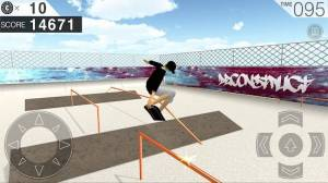 Androidアプリ「Board Skate」のスクリーンショット 1枚目
