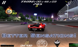 Androidアプリ「Speed Racing Ultimate 2 Free」のスクリーンショット 5枚目